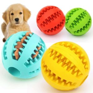 Rubber Teeth Cleaning Toy