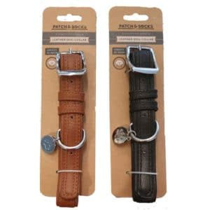 leather-collar-for-small-to-large-dog